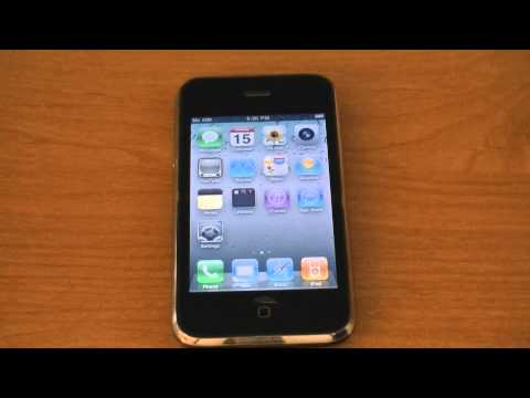 How To Unlock iPhone 3G on 4.0.2 - Ultrasn0w