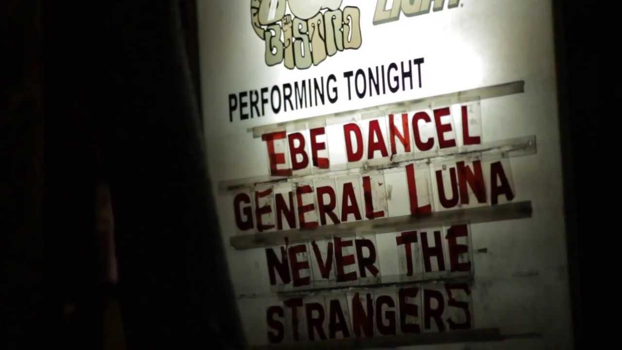 Never The Strangers - Second Midnight [Warner Night @ 70's Bistro, August 2013]
