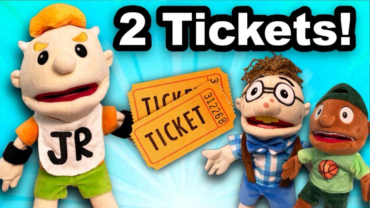 SML Movie: 2 Tickets!