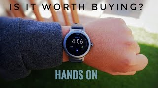 LG Watch Style Hands on Review | Is it worth it?