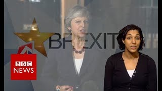 Brexit: May under pressure over deal - BBC News