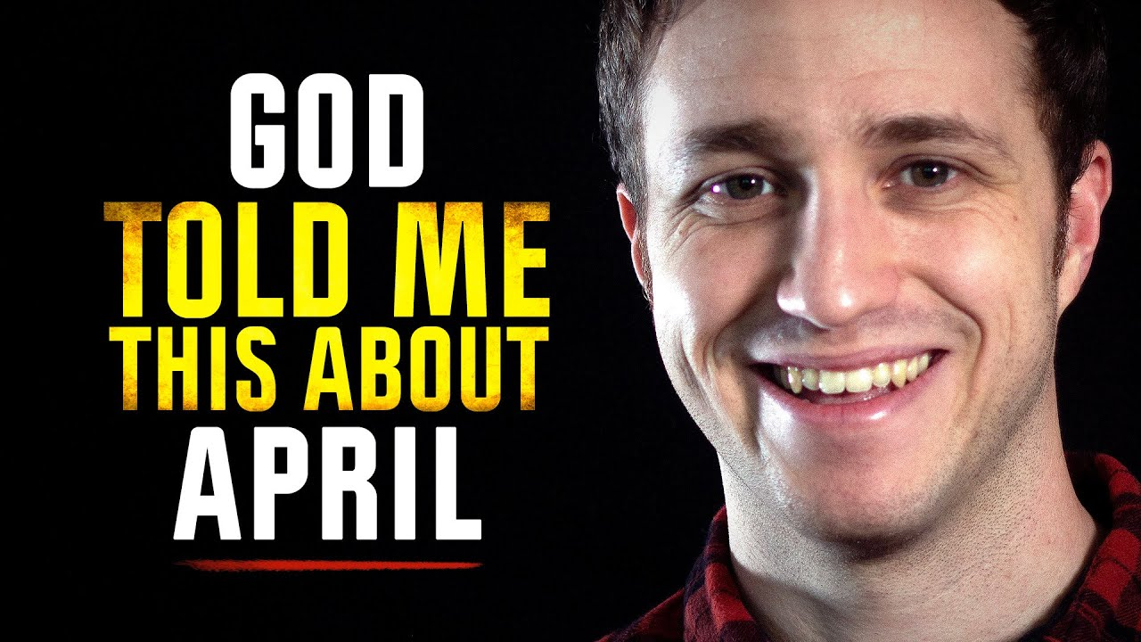 God Just Showed Me This About March & April - Troy Black