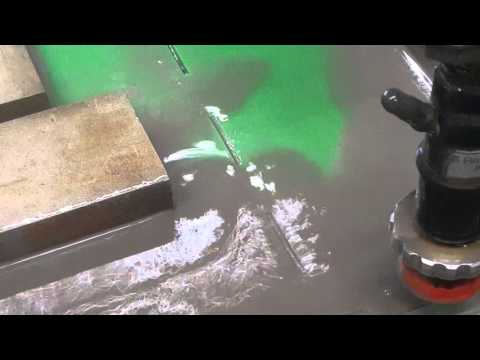 WATER JET CUTTING G10 FIBERGLASS