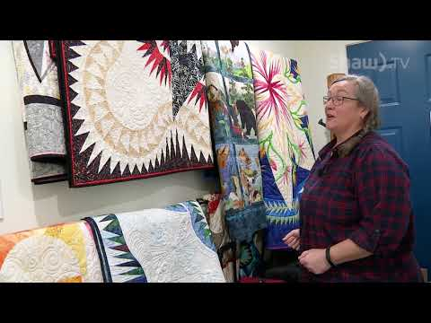 Art of Quilting | Anne Hall // In A Minute (Where You Live)
