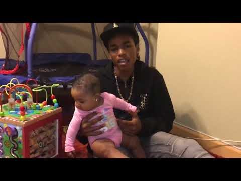 kid talks pain of parents separating  ON Ten Toes down challenge OFFICIAL REMIX  BY AMOR LILMAN