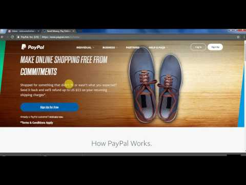 How to Create Pay Pal Account without Pan Card and Credit Card | Just Tutorial