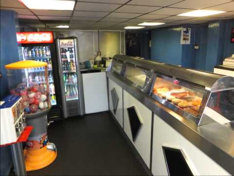 3700 - Fish and Chip Shop in Cardiff Wales For Sale