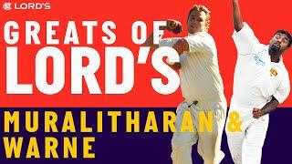 Muttiah Muralitharan vs Shane Warne   Who