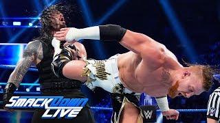 Roman Reigns vs. Buddy Murphy: SmackDown LIVE, Aug. 13, 2019