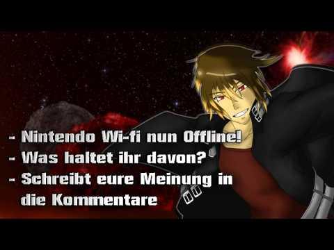 Nintendo Wii/DS Wifi nun OFFLINE!