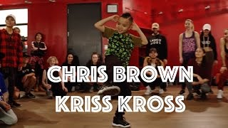 Chris Brown - Kriss Kross | Hamilton Evans Choreography