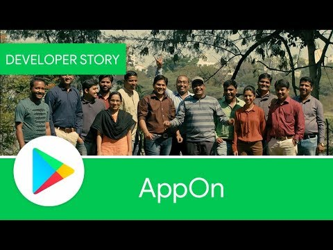 Android Developer Story: AppOn build games for the next billion