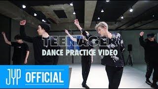 """GOT7 """"Teenager"""" Dance Practice"""