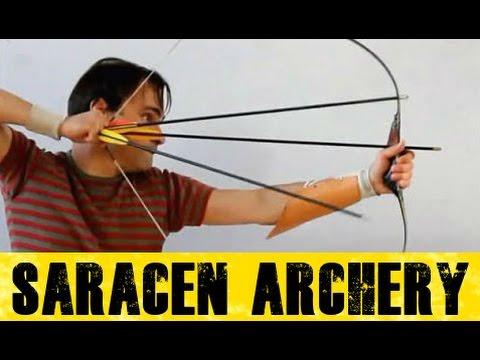 Saracen Speed Shooting - Archery Tutorial #1