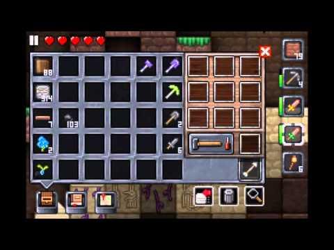 Junk Jack | Let's Play | Episode: 44 Achievement Officially Achieved & Encrusting Swords!