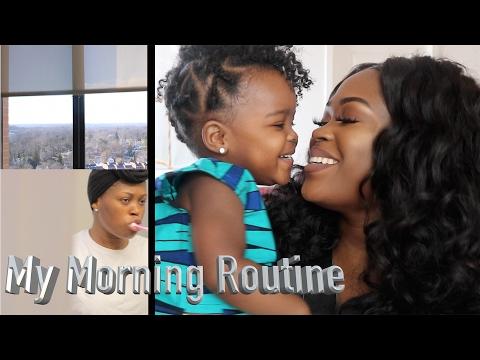 A Random Morning Routine| Peakmill