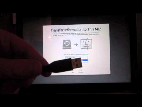 Using Time Machine to Transfer Files to Macbook Pro | Time Machine Transfer