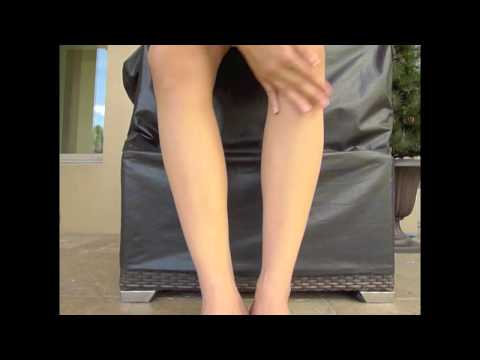 Beauty Secret: Leg Make Up Flawless Silky Smooth Legs by Ever Bilena