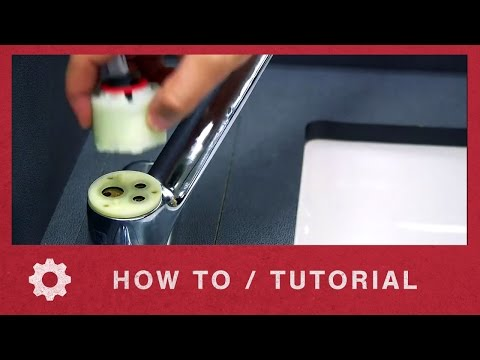 American Standard How to Replace the Cartridge in Reliant Faucet