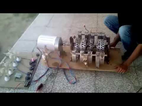 pakistan magnet motor