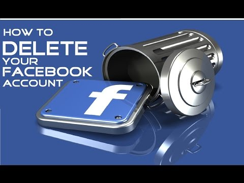 How To Delete Your Facebook Account Permanently or Deactivate it temporarily