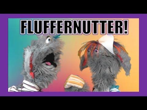 Fluffernutter!  Pyxxi and Pyka