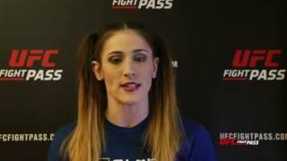 Invicta FC 21: Megan Anderson - Interview