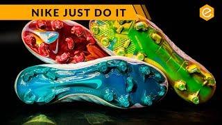 UNBOXING Nike Just do it Pack LAS BOTAS DEL MUNDIAL 2018