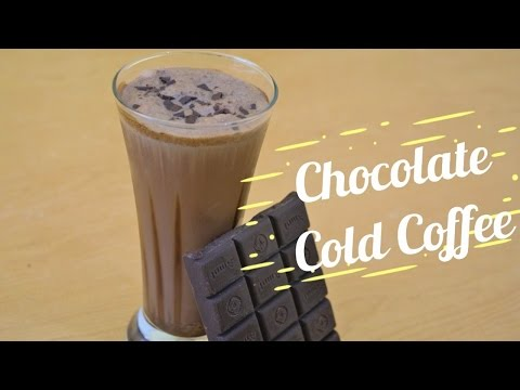 Chocolate Cold Coffee Recipe | Instant Cold Coffee | How to make Easy Cold Chocolate Coffee at Home