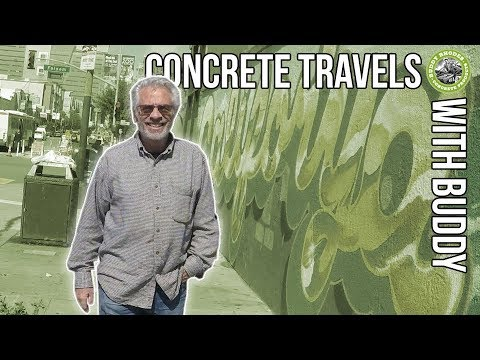 Concrete Travels With Buddy - Episode 3 - The Bayview Police Station