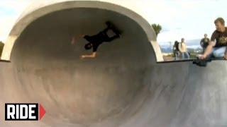 Tony Hawk & Top Pros Show up at Local Skateparks