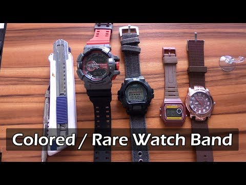 How to Get Rare / Colored Watch Strap Band