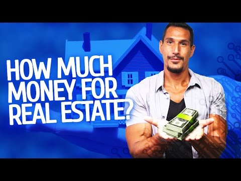 How Much Money Do I Need To Invest In Real Estate? (And Make +$10,000/month)