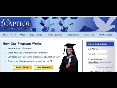 Online Diploma | Online High School Diploma