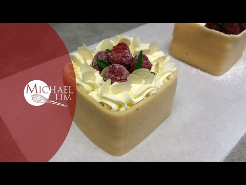 Christmas Recipe 3 (Rasberries Marzipan Tartlets)