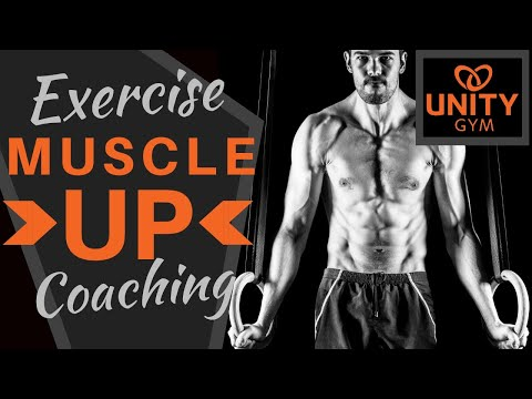 Muscle Up Tutorial For Beginners
