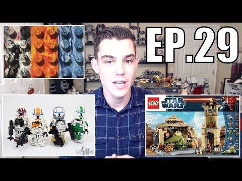 LEGO Scalpers 🚫, Bricklink VS Pick-A-Brick, Republic Commandos, Hoth MOC | ASK MandRproductions #29