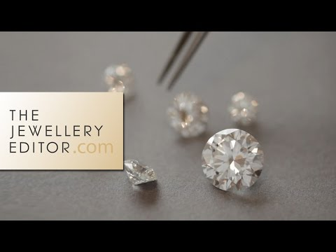 Ultimate diamond buying guide. 4Cs with The Jewellery Editor and Graff Diamonds