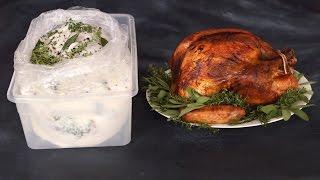The Best Brine For Your Thanksgiving Turkey