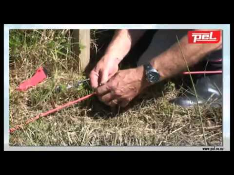 How to earth your electric fence | PEL