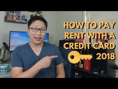 How to Pay Rent with a Credit Card 2018