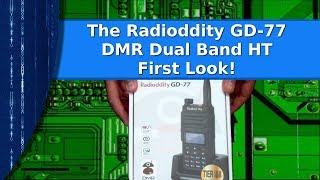 Radioddity GD-77 configuration tutorial - code plug - PakVim