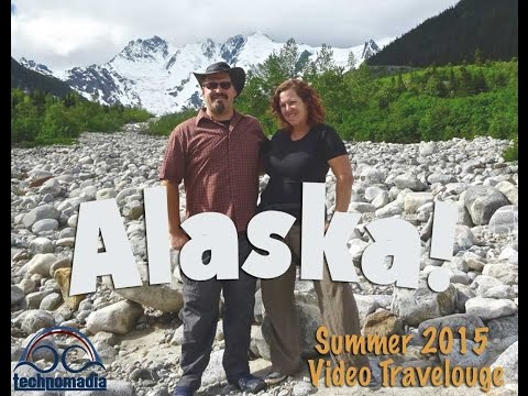 Travel to Alaska by Train & Sea