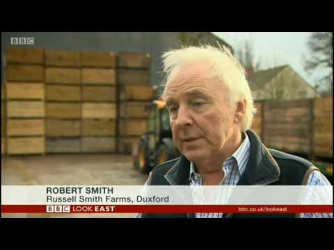Look East 22/02/17 - What Brexit could mean for farming