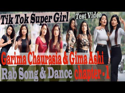 Xxx Mp4 Garima Chaurasia And Gima Ashi Rap Song And Dance Video Test 3gp Sex