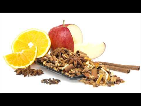 Mulled Wine (Star-anise Fruit Tea) - Rivertea Videos