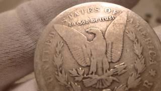 1879 S Morgan Silver Dollar Review