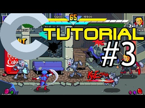 Construct 3 Tutorial [03] - Making Your First Game - Part #3