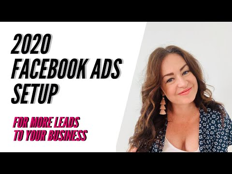 Setting Up Facebook Business Page and Facebook Ads Manager the First time