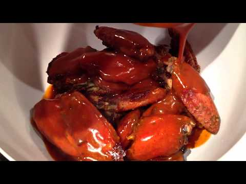 The Best Chicken Wings from Home